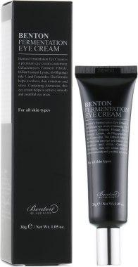Антивозрастной крем для кожи вокруг глаз - Benton Fermentation Eye Cream Benton