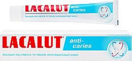 Духи, Парфюмерия, косметика Зубная паста от кариеса - Lacalut Anti-caries