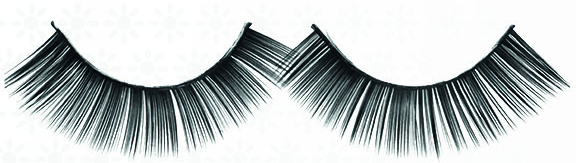 Ресницы накладные пушистые, FR 205 - Silver Style Eyelashes