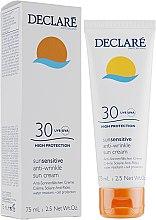Парфумерія, косметика Сонцезахисний крем - Declare Anti-Wrinkle Sun Protection Cream SPF 30