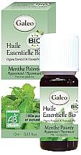 Духи, Парфюмерия, косметика Органическое эфирное масло мяты перечной - Galeo Organic Essential Oil Peppermint