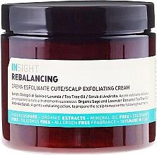 Духи, Парфюмерия, косметика Крем-скраб для кожи головы - Insight Rebalancing Scalp Exfoliating Cream