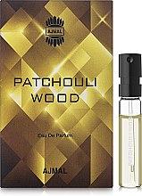 Духи, Парфюмерия, косметика Ajmal Patchouli Wood - Парфюмированная вода (пробник)
