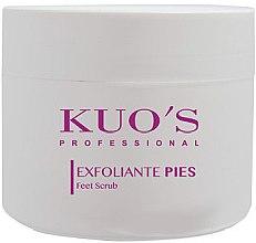 Духи, Парфюмерия, косметика РАСПРОДАЖА Скраб освежающий для ног - Kuo's Beauty Foot Feet Scrub *
