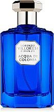 Духи, Парфюмерия, косметика Lorenzo Villoresi Acqua di Colonia - Туалетная вода (тестер с крышечкой)