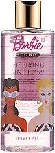 """Духи, Парфюмерия, косметика Гель для душа детский """"Inspiring since '59"""" - Bi-Es Barbie Iconic Shower Gel"""