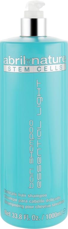 Шампунь для тонких и хрупких волос - Abril et Nature Stem Cells Bain Shampoo Essential Light