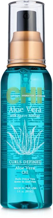 Масло для волос с Алоэ Вера - CHI Aloe Vera Oil