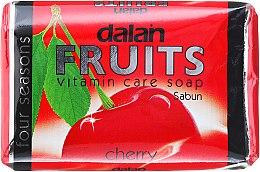 """Духи, Парфюмерия, косметика Туалетное мыло """"Вишня"""" - Dalan Fruits Soap"""