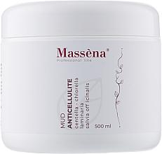 Парфумерія, косметика Антицелюлітна грязь для тіла - Massena Cellulite Mud