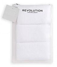 Духи, Парфюмерия, косметика Полотенце для снятия макияжа из микрофибры - Revolution Skincare Microfiber Makeup Remover Towel
