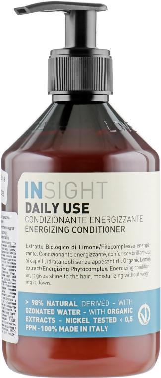 Кондиционер энергетический для всех типов волос - Insight Daily Use Conditioner