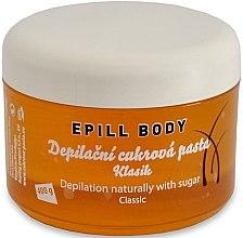 Парфумерія, косметика Цукрова паста для депіляції - Epill Body Depilation Naturally With Sugar Classic
