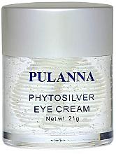 Духи, Парфюмерия, косметика Крем для кожи вокруг глаз - Pulanna Phytosilver Eye Cream