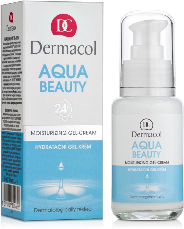 Увлажняющий гель-крем - Dermacol Aqua Beauty