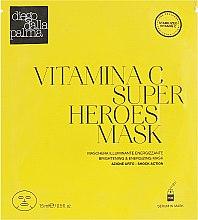 Духи, Парфюмерия, косметика Осветляющая маска мгновенного действия для лица - Diego Dalla Palma Vitamin C