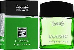 Духи, Парфюмерия, косметика Лосьон после бритья - Wilkinson Sword Classic After Shave