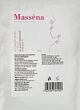 Духи, Парфюмерия, косметика Альгинатная маска для лица с экстрактом черной смородины - Massena Alginate Mask Classic Blackurrant Vitamin C