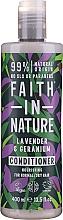 Духи, Парфюмерия, косметика Кондиционер для нормальных и сухих волос - Faith in Nature Lavender & Geranium Conditioner