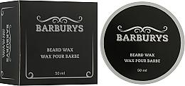 Духи, Парфюмерия, косметика Воск для бороды - Barburys Wax Pour Barbe