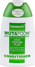 Духи, Парфюмерия, косметика Кондиционер для волос против перхоти - Herbacin Wutapoon Dandruff Treatment Conditioner