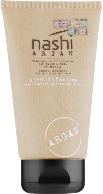Маска для волос глубокого воздействия - Nashi Argan