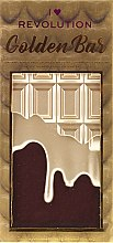 Духи, Парфюмерия, косметика Палетка теней для век, 16 оттенков - I Heart Revolution Chocolate Eyeshadow Palette