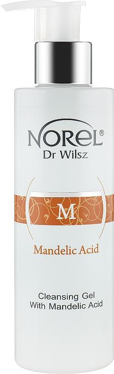 Очищающий гель с миндальной кислотой - Norel Mandelic Acid Cleansing Gel With Mandelic Acid