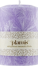Духи, Парфюмерия, косметика Декоративная пальмовая свеча, лаванда - Plamis