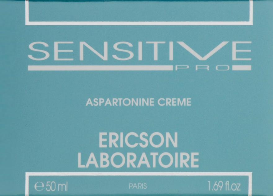 "Успокаивающий крем ""Аспартонин"" - Ericson Laboratoire Sensetive Pro Aspartonine Creme"