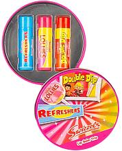 Духи, Парфюмерия, косметика Набор - Swizzels Lip Balm Tin Gift Set (lip/balm/4g x 3)