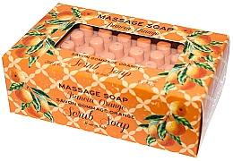 """Духи, Парфюмерия, косметика Мыло-скраб для массажа """"Апельсин"""" - Gori 1919 Massage Scrub Soap Orange"""