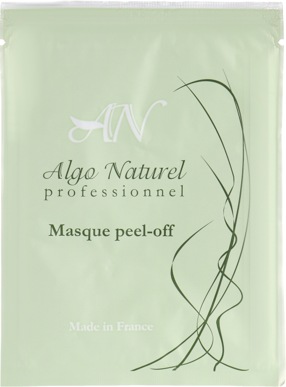 """Маска для лица """"Антикуперозная"""" - Algo Naturel Masque Peel-Off"""