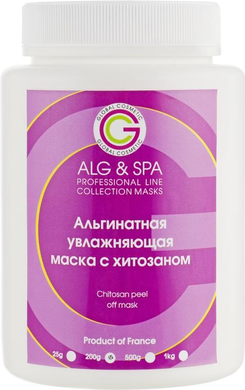 Альгинатная увлажняющая маска с хитозаном - ALG & SPA Professional Line Collection Masks Deep Hydration Peel Off Mask