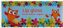 Духи, Парфюмерия, косметика Набор - Cosmetic 2K Trio Lip Gloss Set (3x2.5g lip gloss)