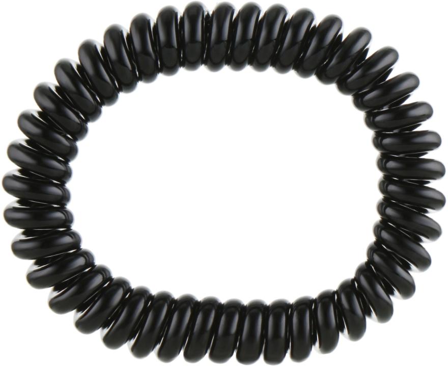 Резинка-браслет для волос - Invisibobble Slim True Black
