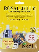 Духи, Парфюмерия, косметика Питательная тканевая маска с пчелиным маточным молочком - Ekel Royal Jelly Hydrating Essence Mask