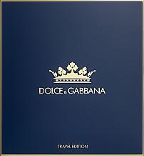 Парфумерія, косметика Dolce&Gabbana K by Dolce&Gabbana - Набір (edt/100ml + deo/stick/75ml)