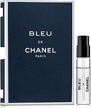 Духи, Парфюмерия, косметика Chanel Bleu de Chanel - Туалетная вода (пробник)