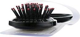 Расческа для волос с зеркальцем - Beauty Look — фото N2