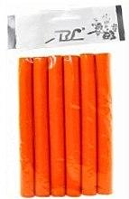 Духи, Парфюмерия, косметика Бигуди-папильотки, 407115, оранжевые - Beauty Line