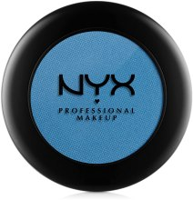 Матовые тени - NYX Professional Makeup Nude Matte Shadow — фото N1