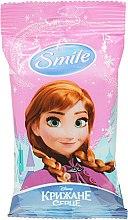 """Духи, Парфюмерия, косметика Влажные салфетки """"Frozen"""", 15шт, Анна - Smile Ukraine Disney"""