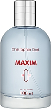 Christopher Dark Maxim - Туалетна вода — фото N1