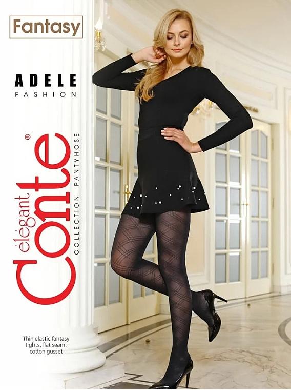 "Колготки ""Fantasy Adele"" 45 den, nero - Conte"