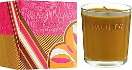 Духи, Парфюмерия, косметика Соевая свеча - Pacifica Sandalwood Soy Candle