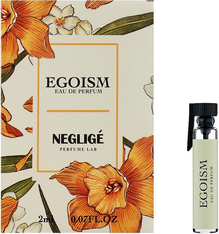 Neglige Egoism - Парфюмированная вода (пробник)