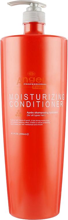 """Кондиционер для волос """"Увлажняющий"""" - Angel Professional Paris Expert Hair Moisturizing Conditioner"""