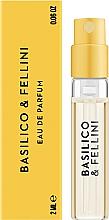 Духи, Парфюмерия, косметика Vilhelm Parfumerie Basilico & Fellini - Парфюмированная вода (пробник)