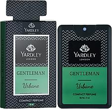 Духи, Парфюмерия, косметика Yardley Gentleman Urbane - Парфюмированная вода (мини)